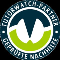 Tutorwatch-Partner zeichnet geprüfe Nachhilfe Notensprung in Baesweiler aus