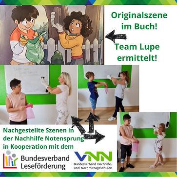 Nachhilfe Notensprung, Michaela Theisen, Schüler Hilfe, Baesweiler, Leseglück, Deutsch, Le