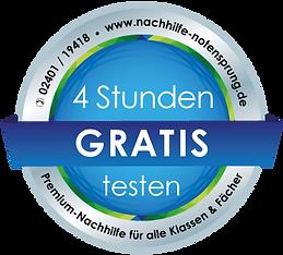 4 Stunden Probeunterricht bei der Nachhilfe Notensprung in Baeweiler testen. Auch für Schüler in Alsdorf, Übach-Palenberg, Linnich und Würselen
