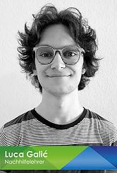 Nachhilfe Notensprung Baesweiler geprüfter Nachhilfelehrer Luca Galic, Mathematik, Chemie, Latein