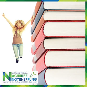 Bücher; Baesweiler, Notensprung, nACHHIL