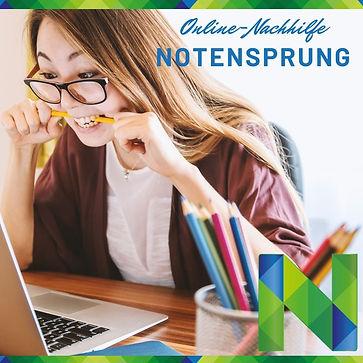 Online-Nachhilfe Notensprung BAesweiler
