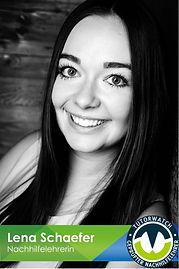 Lena Schaefer Online Nachhilfe Nachhilfe