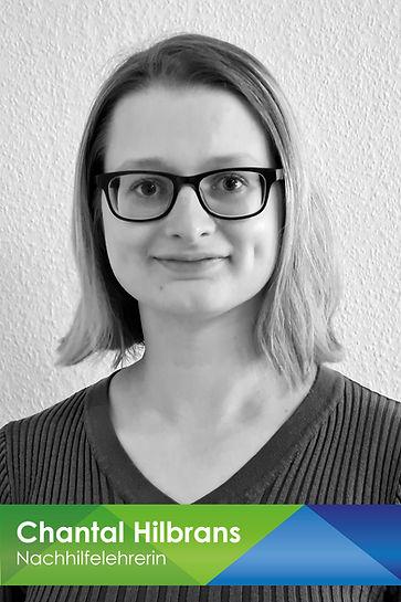 Chantal Hilbrans ist die Nachhilfelehrer