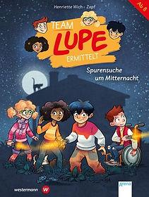 Team Lupe Leseförderung in Baesweiler Na