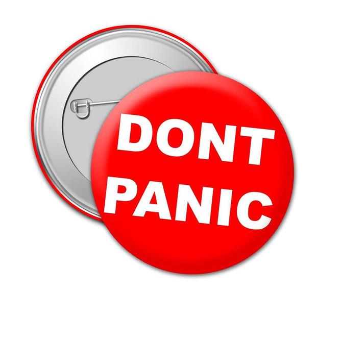 Keine Panik!