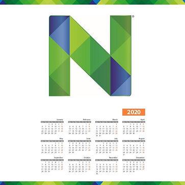 Kalender 2020 Nachhilfe Notensprung Baes