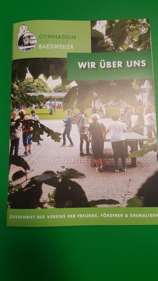 """""""Wir über uns"""""""