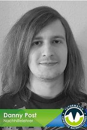 Danny Post geprüfter Nachhilfelehrer Nachhilfe Notensprung Baesweiler Mathematik, Informatik