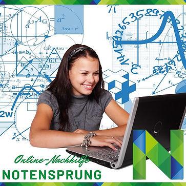 Online Nachhilfe Notensprung Baesweiler