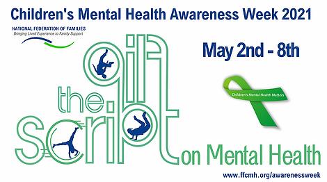 Children's Mental Health Awareness Week