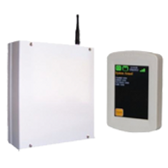 sed secure 8 zone 3g panel