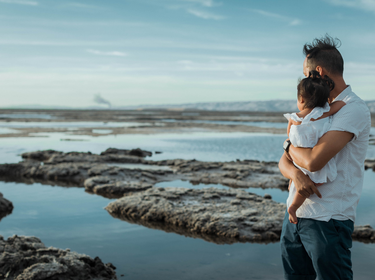 Just the Little Things Photos | Alviso Marina County Park | Father's Day Session | Photography | Weddings | Engagements | Events