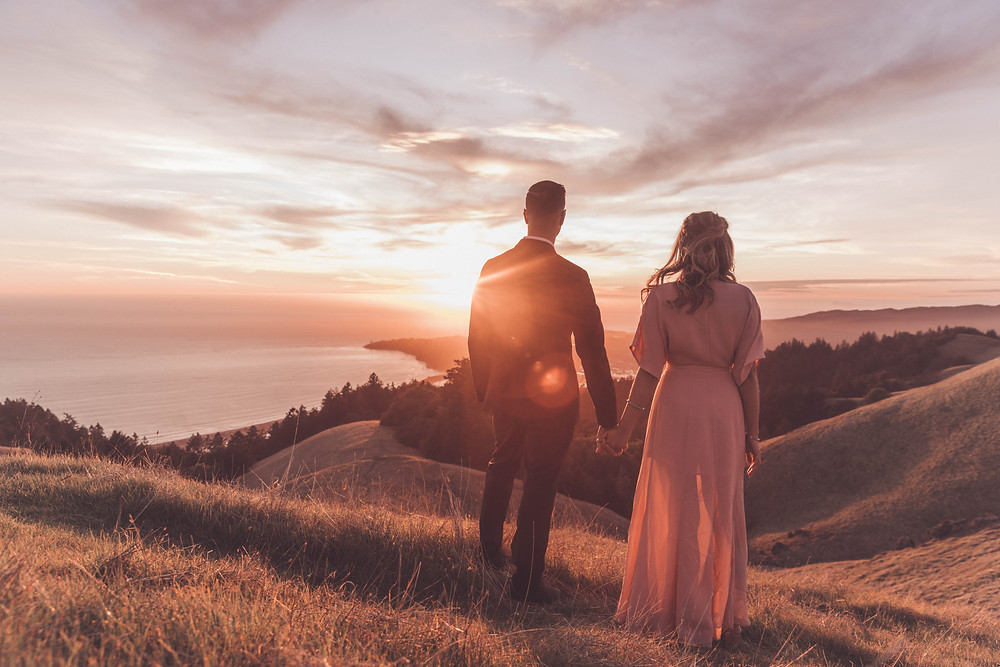 Just the Little Things Photos | Mount Tamalpais | Engagement Session | Wedding | Photography | San Francisco | Bay Area