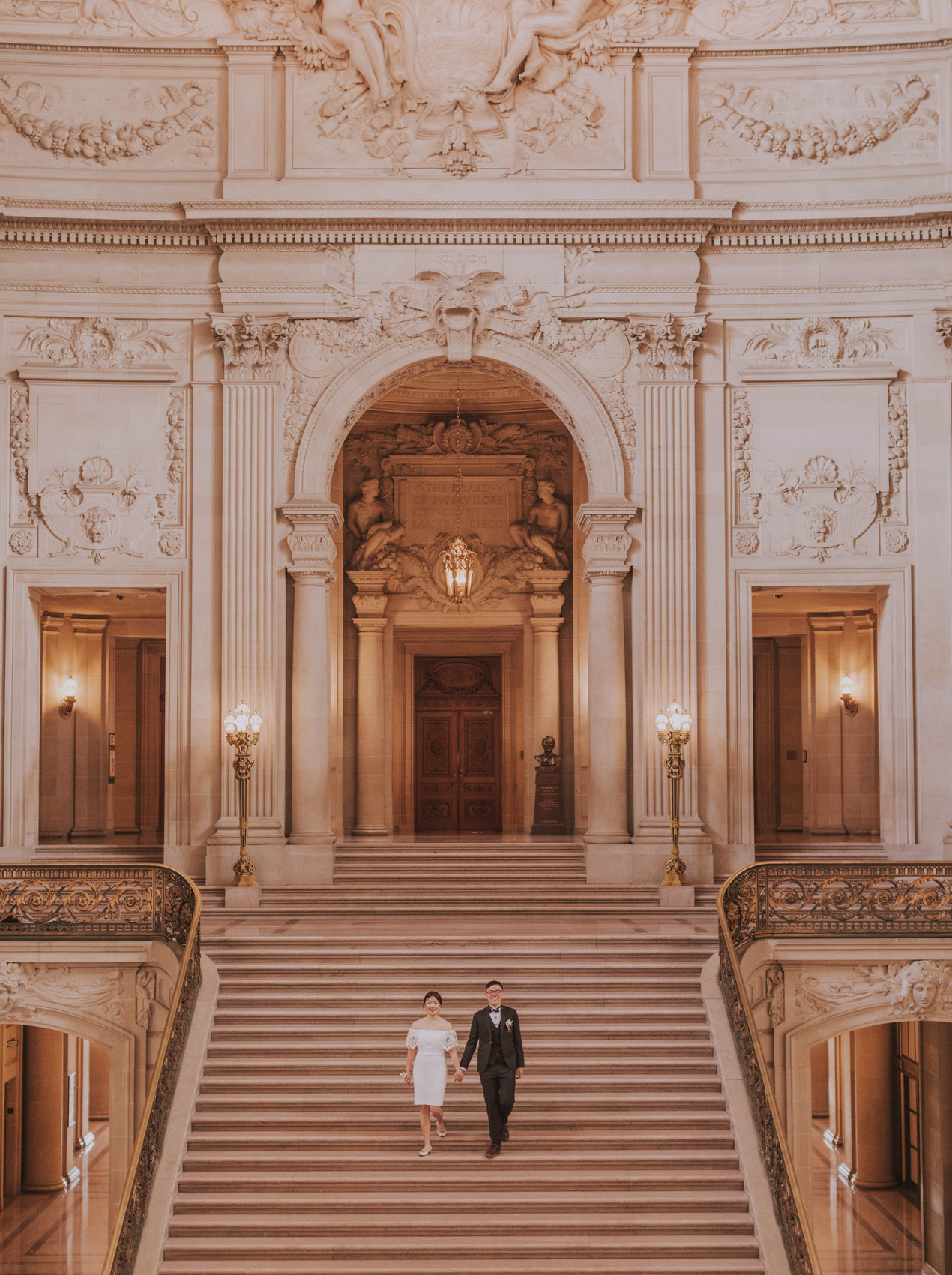 Just the Little Things Photos | Photobooth | Wedding Photography | Engagement Session | San Francisco | City Hall
