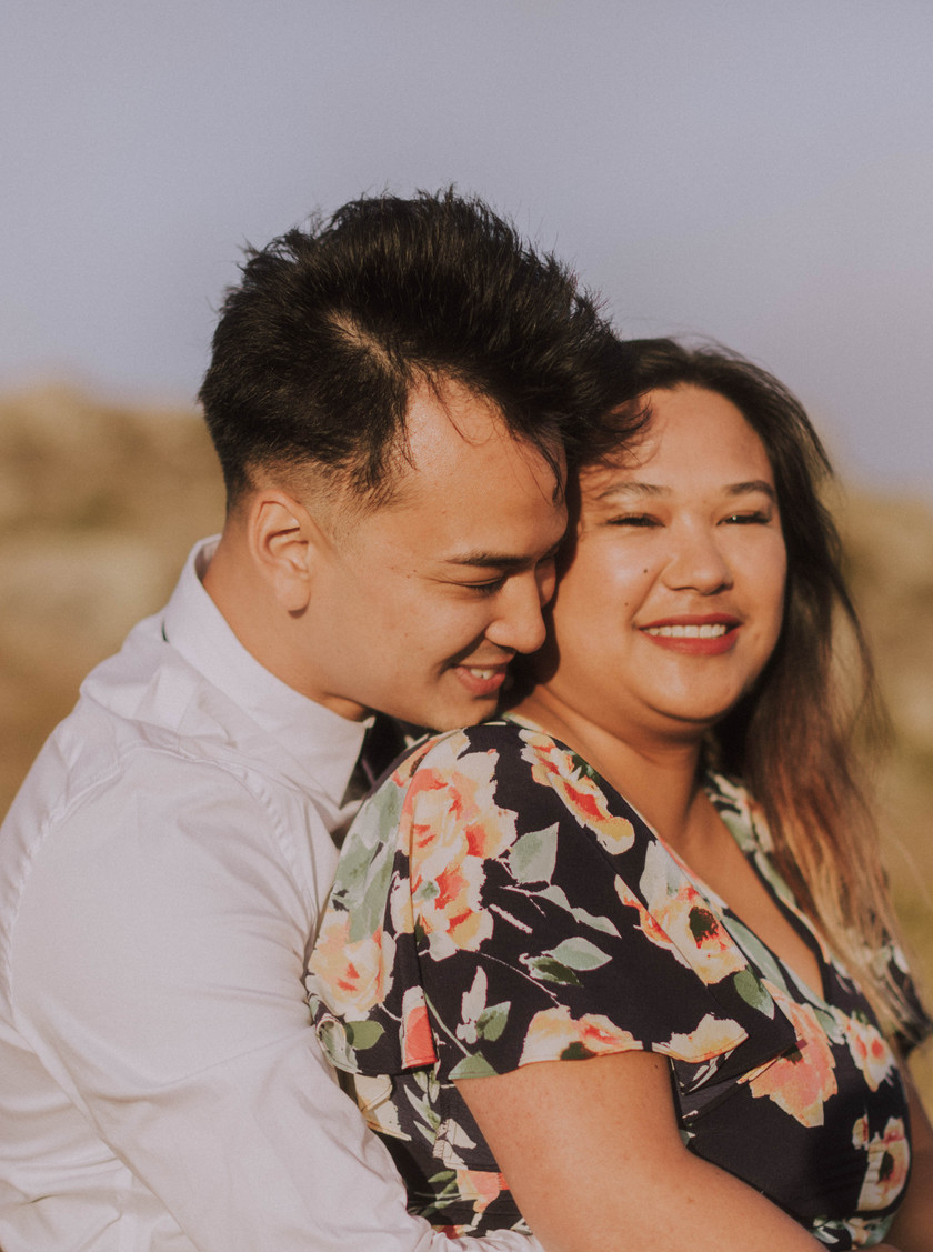Just the Little Things Photos | Engagement Session | Point Reyes | Wedding Photography | Bay Area | Photo Booth