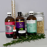 herbal tinctures and remedies