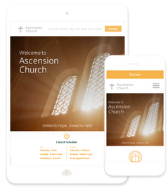 Church - Website Design