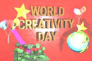 Celebrating World Creativity Day!