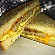 Turkey Sausage, Egg & Cheese