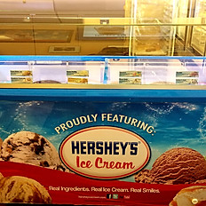 Hershey's Ice Cream (by the scoop)