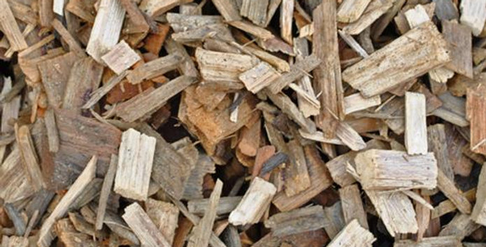 Hardwood Chip Per Bucket