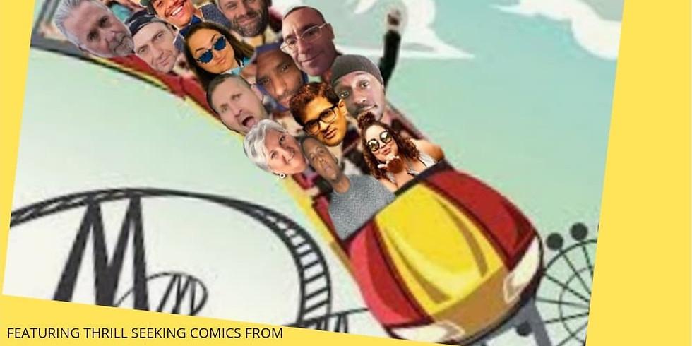 Rollercoaster Comedy