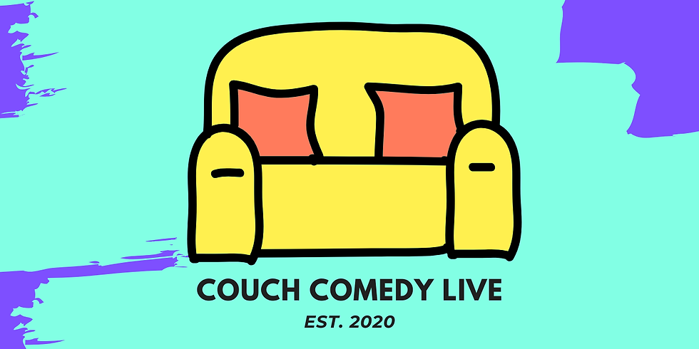 Couch Comedy Live