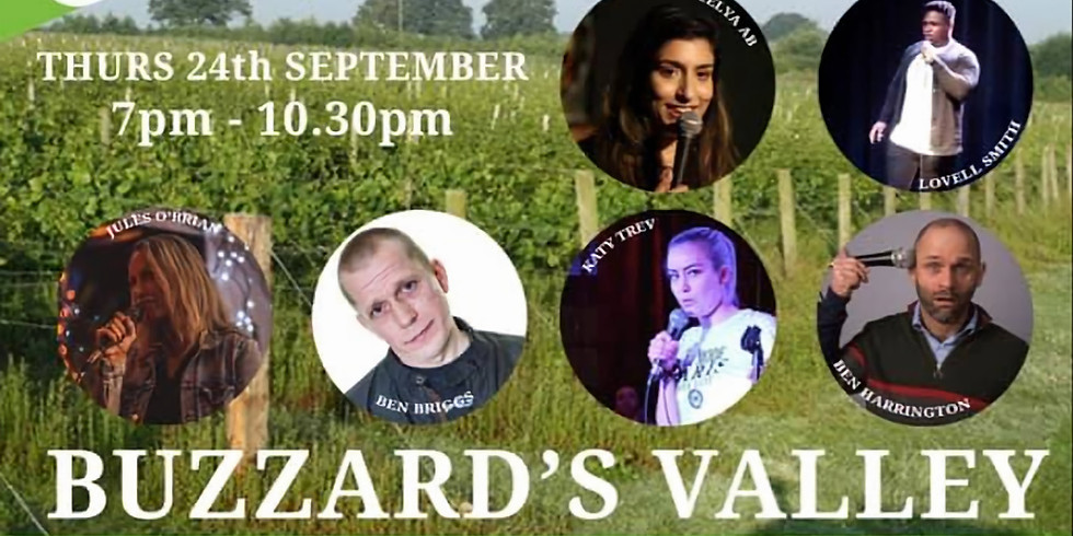 Comedy at the Vineyard