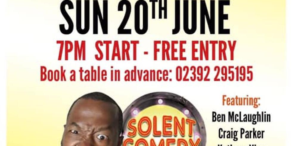 Solent Comedy -  Jolly Sailor