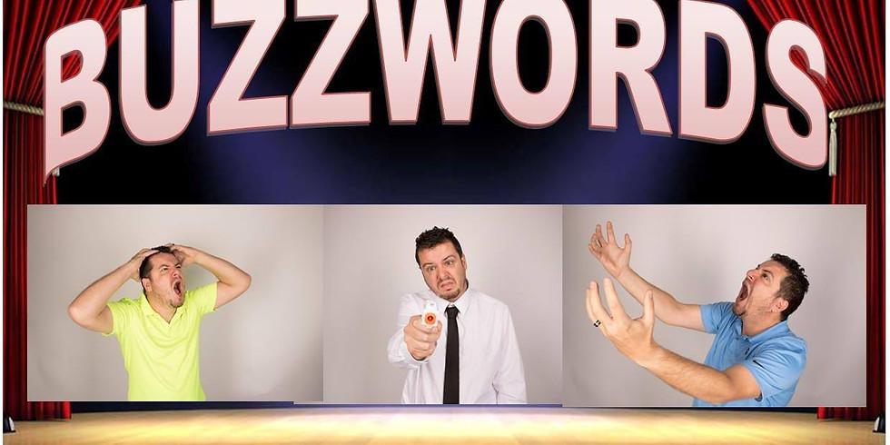 Buzzwords Comedy