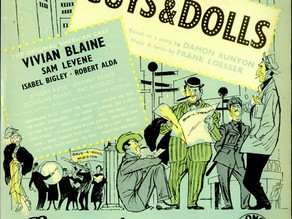 Guys and Dolls: Rhythms and Reversals