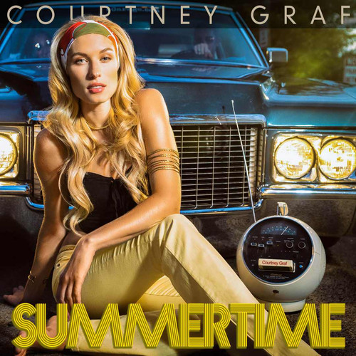Courtney Graf Cover, Photo Alec Watson