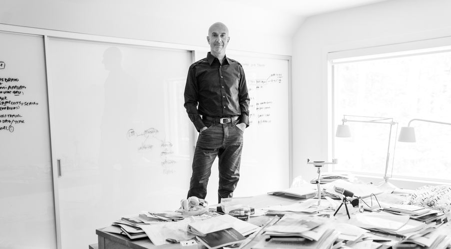 Robin Sharma, Photo Alec Watson