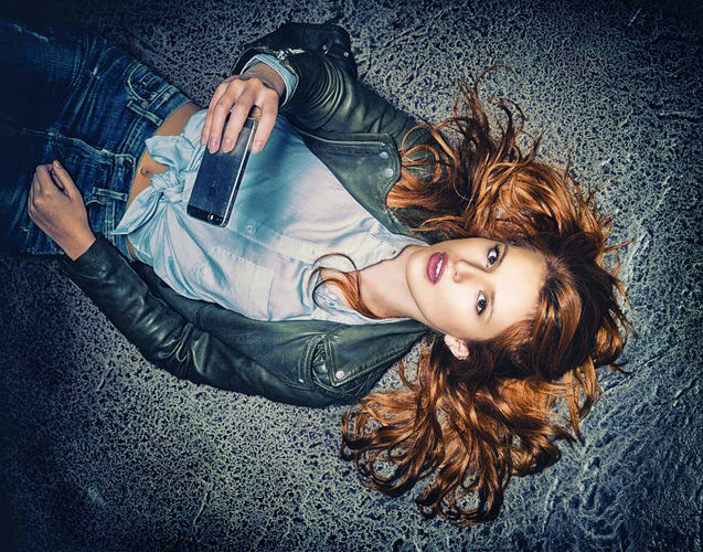 Bella Thorne- Perfect High, Photo Alec Watson