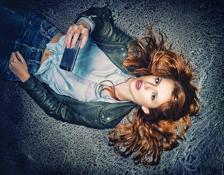 Bella Thorne- Perfect High, Photo Alec Watson
