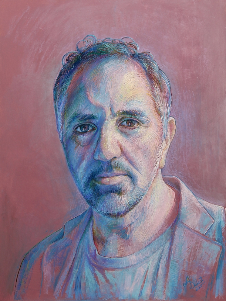 Portrait of Joe Chindamo