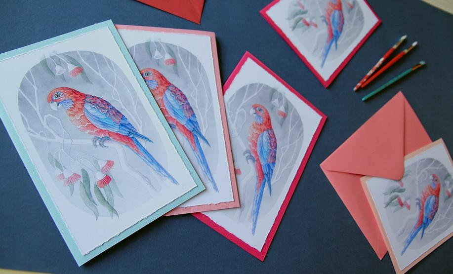 Rosella Cards