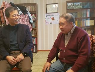 김종훈 선생님과의 대화