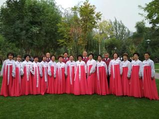 고려문화중앙 산하단체 공식 사진촬영
