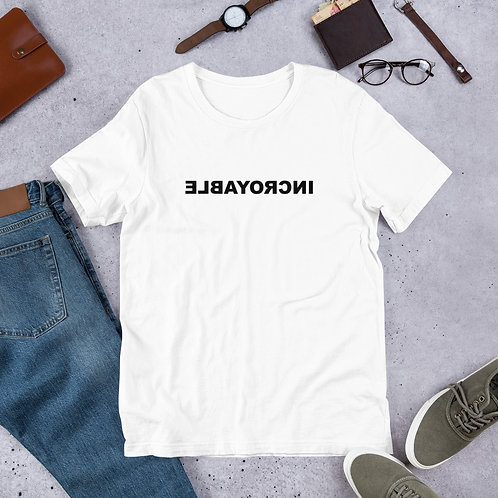 Short-Sleeve Unisex T-Shirt (AMAZING in French)