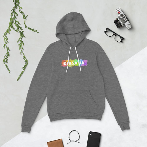 Unisex Hoodie (AMAZING Rainbow)