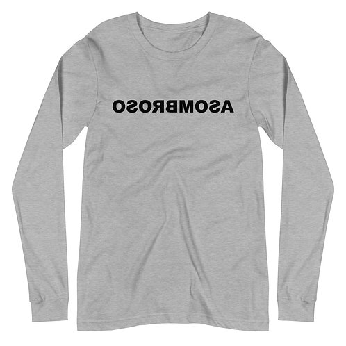 Unisex Long Sleeve Tee (AMAZING in Spanish)