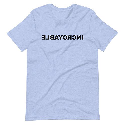 Short-Sleeve Unisex T-Shirt (AMAZING in French)
