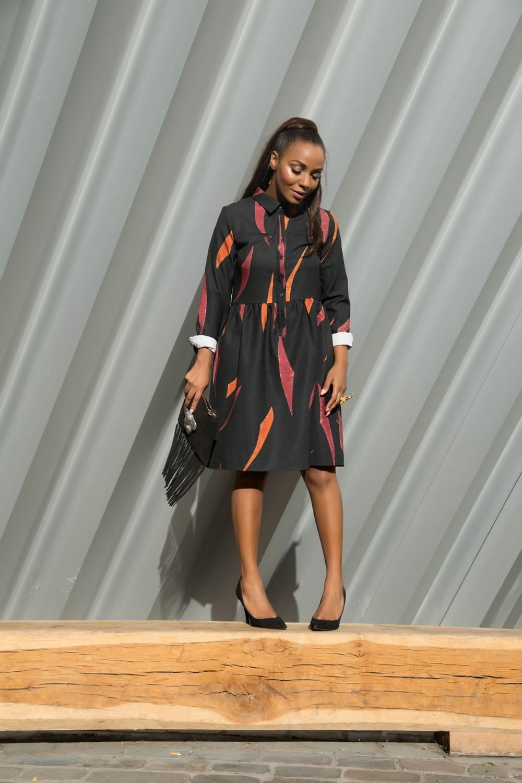OOTD | Nora dress veletas