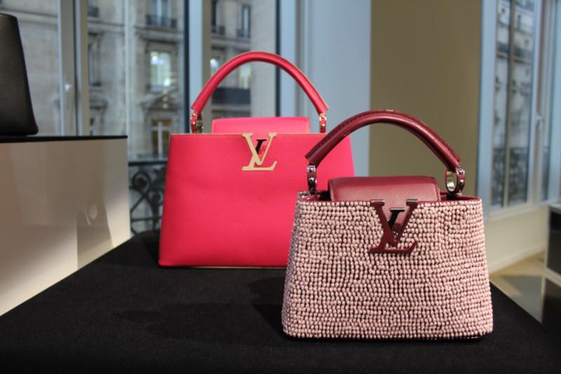 Sac Louis Vuitton : Capucine