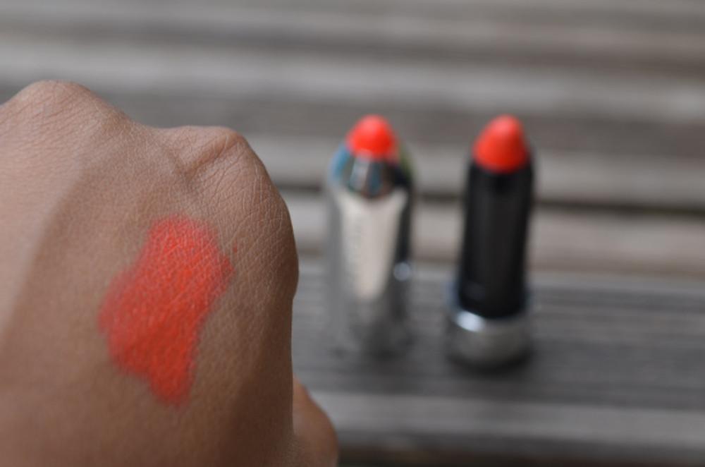 Kiss Pop Rouge à lèvres MARC JACOBS POP ROCK 614 / 28€
