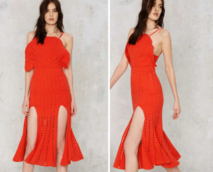 Alice McCall Room Is On Fire Crocheted Dress €241,00 €169,00 (30% OFF)