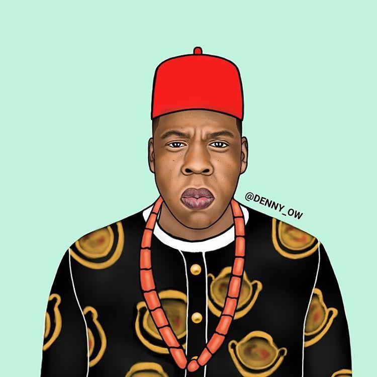 Jay Z – Chief Ugonna Carter
