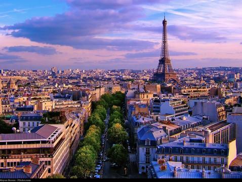 PARIS, Merci pour tout …